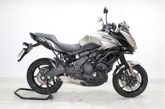 Kawasaki Versys 650 Abs 2018 Prata