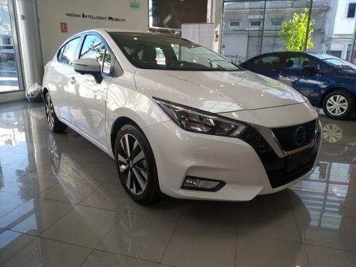 Nissan Versa Exclusive Cvt 1.6 2021 0km