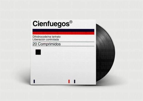Cienfuegos - 20 Comprimidos Vinilo Lp Nuevo Stock