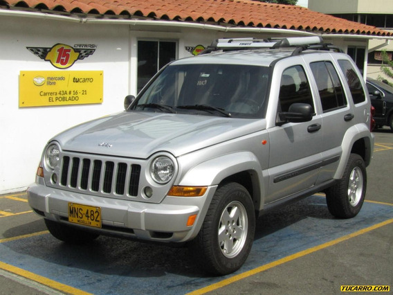 Jeep Cherokee At 3700 4x4