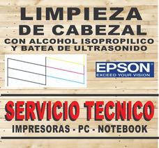 Service Reparacion Impresoras Epson Hp Brother Flores Caba