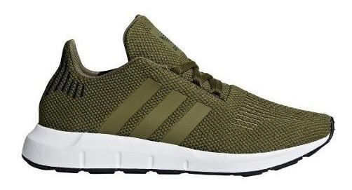 Zapatillas adidas Swt Verde Juvenil