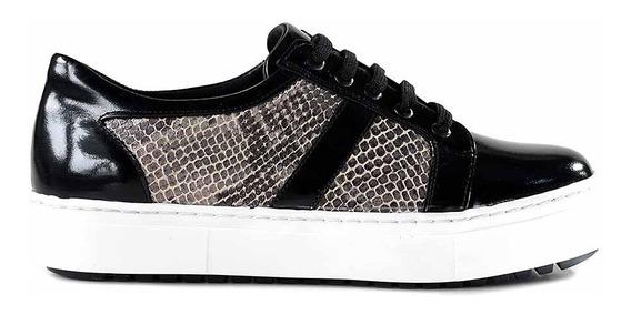 Zapatilla Cuero Briganti Mujer Zapato Confort - Mczp05262 Hp