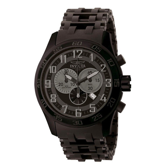 Relógio Masculino Preto Invicta 5601 Original
