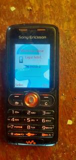 Celular Sony W200a Walkman