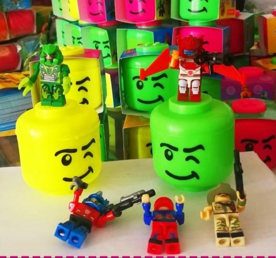 Legos Avengers Transformers Batman Guason Sorpresa