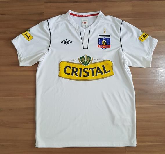 Camisa Colo-colo 2012 - Camiseta Futebol Time Chile Umbro