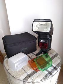 Flash Speedlight Nikon Sb-910