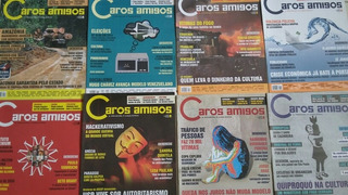 Revista Caros Amigos 12 Números 2012