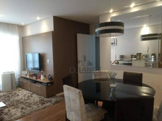 Apartamento Mansões Santo Antônio - Campinas - Ap18249
