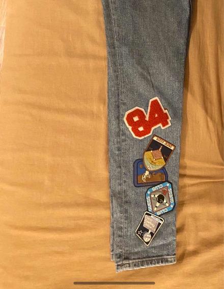 Jeans Elastizado Importado Guess