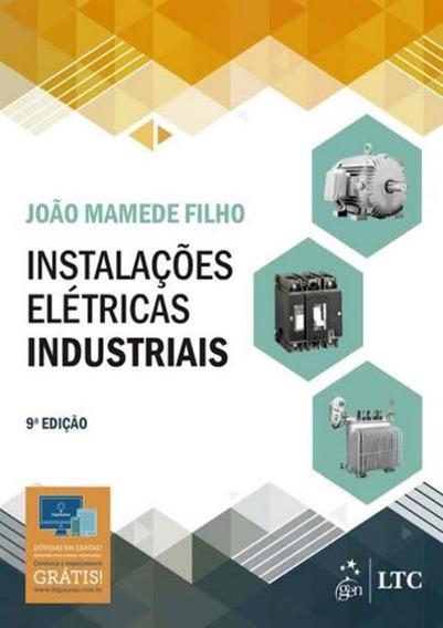Instalacoes Eletricas Industriais - 9ª Ed