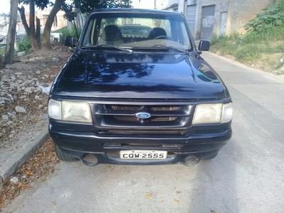Ford Ranger 4.0 6c Gnv