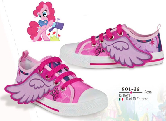Tenis Cklass Kids&teans My Little Pony 801-22 Cfd Remate
