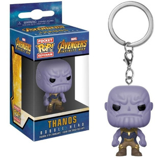 Funko Pop Keychain Avengers Infinity War Thanos
