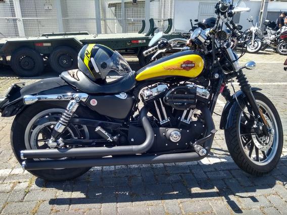 Harley-davidson 883r Customizada.