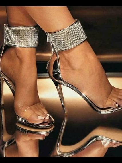 Sandália Feminina 022 Super Glamurosa