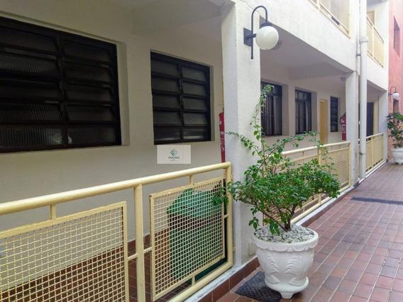 Apartamento A Venda No Bairro Enseada Em Guarujá - Sp. - En864-1