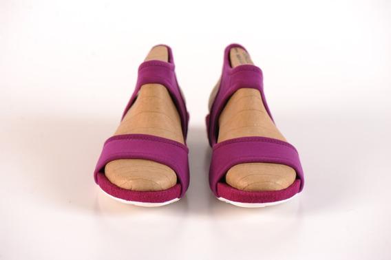 Sandalias Elastizadas Doblele Roma Mujer Anatomica Mora