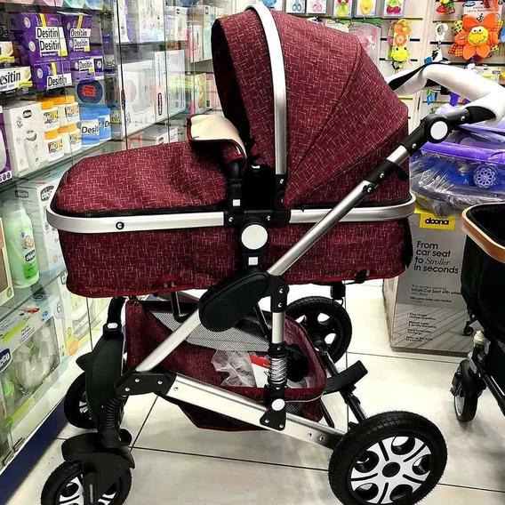 Baby Confort Stroller Importado Berço Moisés Passeio Luxo