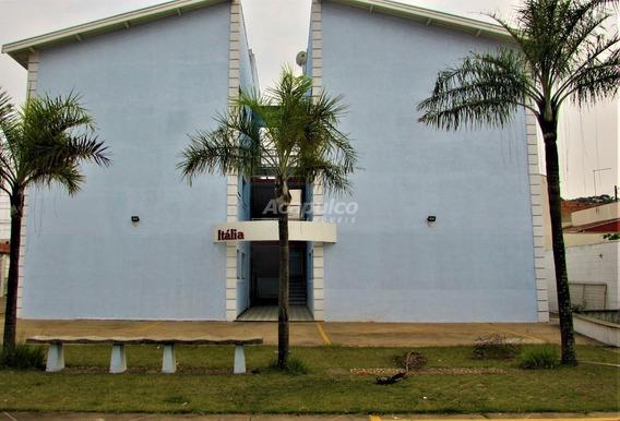 Apartamento Para Aluguel, 2 Quartos, 1 Vaga, Jardim Boer I - Americana/sp - 10907