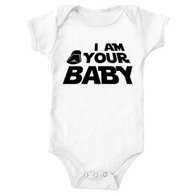 Body Infantil Star Wars