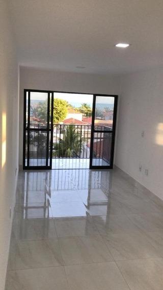 Apartamento Em Poço, Cabedelo/pb De 60m² 2 Quartos À Venda Por R$ 259.000,00 - Ap211257