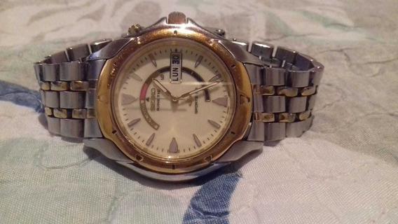 Reloj Seiko Kinetic Automatico Spors 50