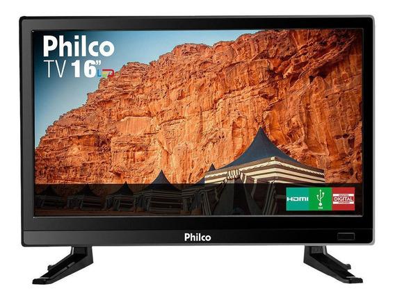 "TV Philco HD 16"" PTV16S86D"