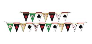 Faixa Decorativa Las Vegas Para Aniversário