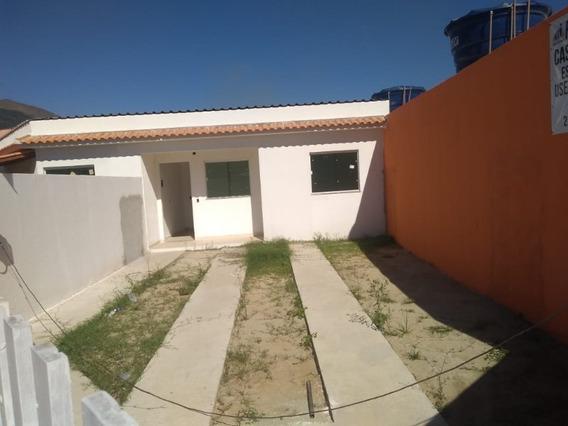 Jardim Laranjeiras/n.iguaçu. Casa 2 Quartos, Sala, Cozinha, Banheiro E 2 Vagas De Garagem. - Ca00629 - 34224224