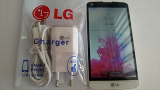Smartphone Lg L Prime Dual Sim Tv Digital D337 8gb Memória