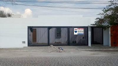 Acy/casa Nueva En Renta De 1 Planta En Jurica
