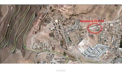 Terreno E Instalaciones, 6.772 M2