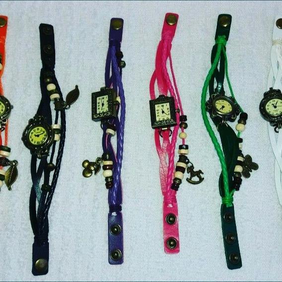 Relógio Feminino, 2 Com Preço De 1