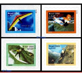 787 À 790 2000 Esportes Radicais - Asa Delta - Skate - Surfe