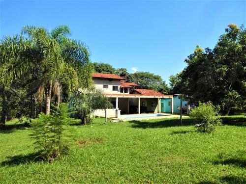 Imagem 1 de 30 de Chácara Com 5 Dormitórios À Venda, 6365 M² Por R$ 1.000.000,00 - Alpes Das Águas - São Pedro/sp - Ch0235