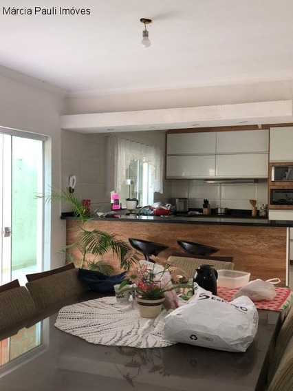 Casa No Bairro Vila Nambi - Jundiaí/sp. - Ca03059 - 34855525