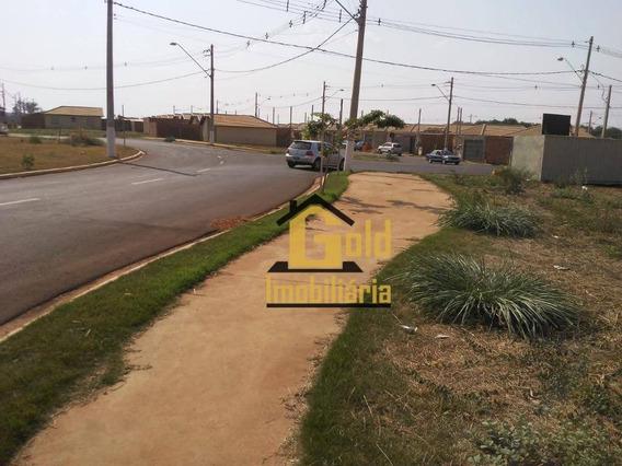 Terreno 518 M² Para Venda Por R$ 271.000,00/- Cristo Redentor - Ribeirão Preto Sp - Te0129