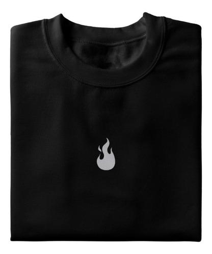 Camiseta Fire - 100% Algodão - Unissex - Use Café