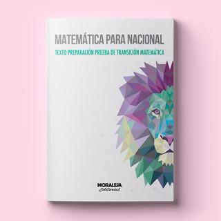 Matemática Para Nacional #pdt #2021 #empastado #ptu #ex-psu