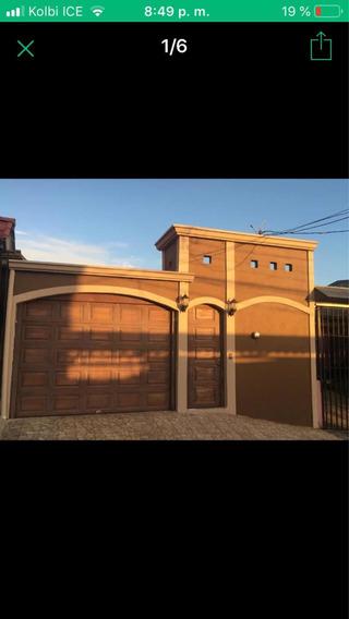 Se Alquila Casa En Desamparados Urbanización Punta Del Este