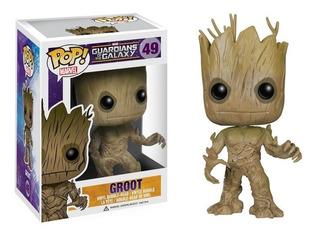 Funko Pop Groot #49 Guardianes De La Galaxy