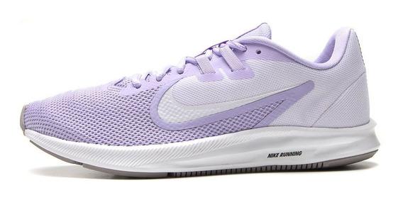 Tênis Nike Downshifter 9 Lilas Oriiginal C/nota Fiscal