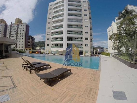 Apartamento Residencial À Venda, Itacorubi, Florianópolis - Ap0964. - Ap0964