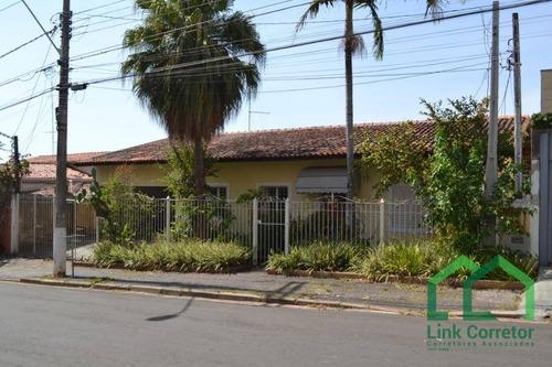 Casa Com 4 Dormitórios Para Alugar, 262 M² Por R$ 4.500,00/mês - Jardim Flamboyant - Campinas/sp - Ca0438