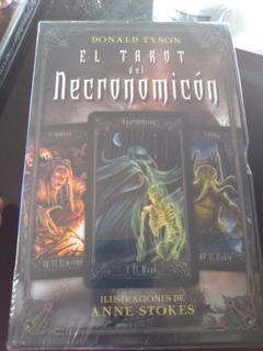 Tarot Del Necronomicon