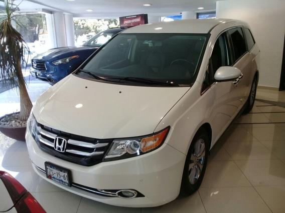 Honda Odyssey 3.5 Exl At 2016