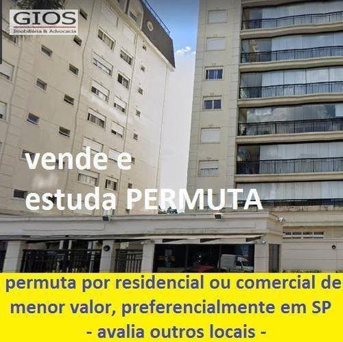 Apartamento À Venda, 510 M² Por R$ 3.100.000,00 - Casa Verde (zona Norte) - São Paulo/sp - Ap0131