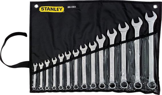 Juego De Llaves Combinadas 8 -24 Mm / 86-081 Stanley